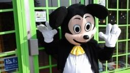 Mickey At Crafty Wizards World