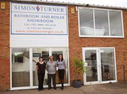 Simon Turner Bathroom & Boiler Showroom