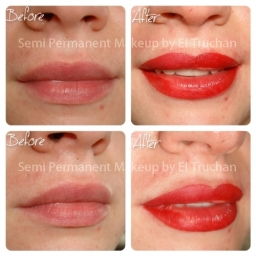 Full Lips Permanent Makkeup By El Truchan CPCP @ Perfect Definition