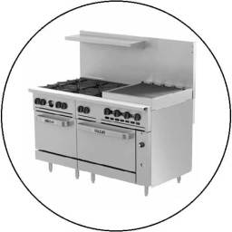 Commercial oven repair in London UK