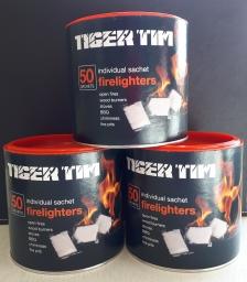 Tiger Tim Firelighters