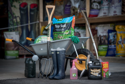 Gardening Tools & Equipment