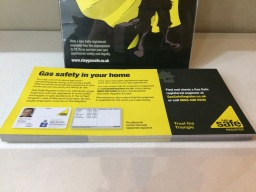 gas Safety leaflet