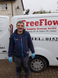 Sam man who can - expert drain technician