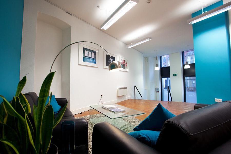 details for arch creative in 33a rutland street leicester On interior design agency leicester