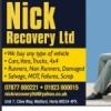 Nick Recovery Ltd