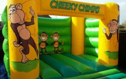 Bouncy Castle Hire Dunnfield Events and Leisure