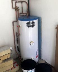 Unvented Cylinder Repair in Leeds