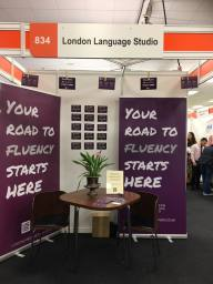 Language Show Live 2016 in London Olympia