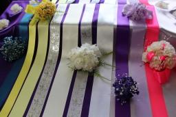 Wedding Car Satin Ribbon