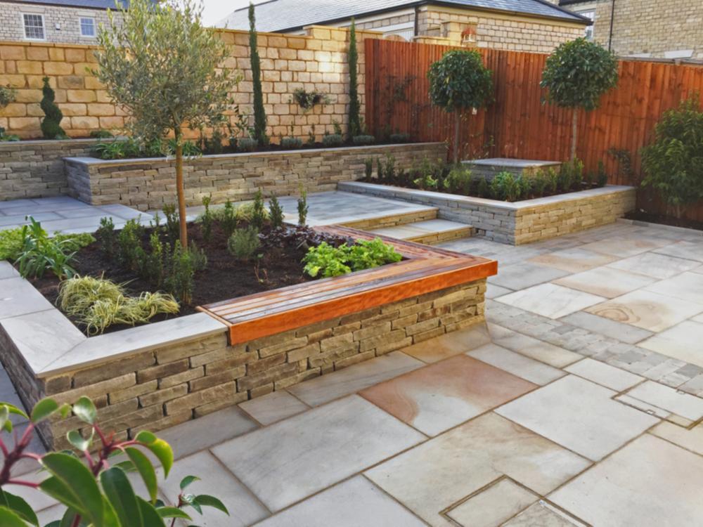 Michael partridge garden design and landscaping 142 bilton for Garden design harrogate