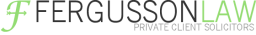 Fergusson Law logo