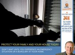 Burglary House Protection