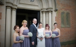 Wedding hair and make-up West Midlands