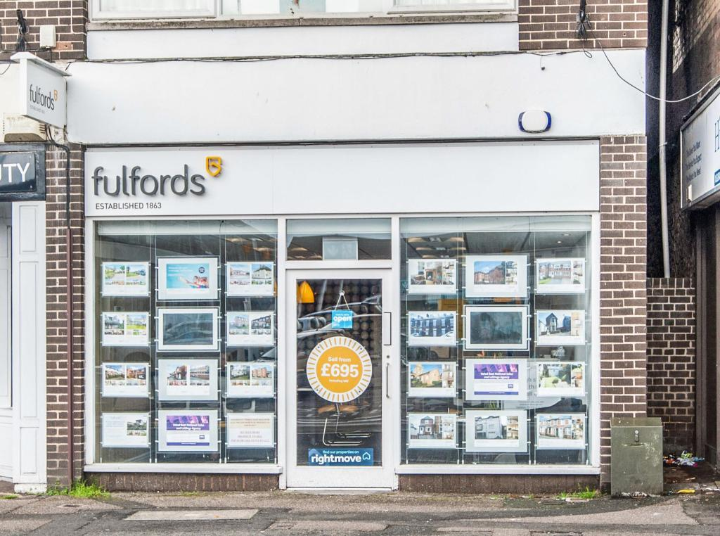 Details For Fulfords In 21 Cowick Street St Thomas