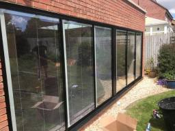 bi folding doors nova glazing