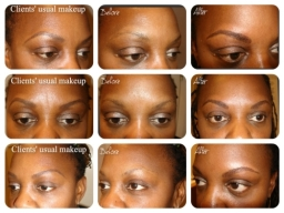 Permanent Make Up - Hairstroke Eyebrows by El Truchan @ Perfect Definition