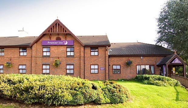 Directions To The Nearest Gas Station >> Premier Inn, New Gas Street, West Bromwich, West Midlands ...