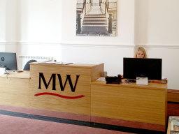 MW Hove Reception