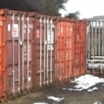 Containerised self storage available