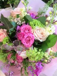 Spring fresh gift bouquet