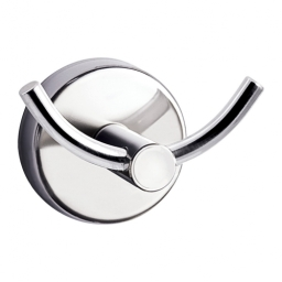 Double Towel Hook Stainless Steel