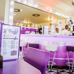 Viva Vegas Diner, Bar & Grill - Diner Bar