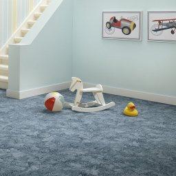 California Dreams Carpet Blue Associated Weavers