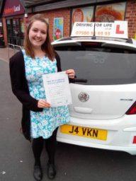 Driving Schools in Nottingham