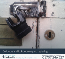 Lock Change Service Potters Bar