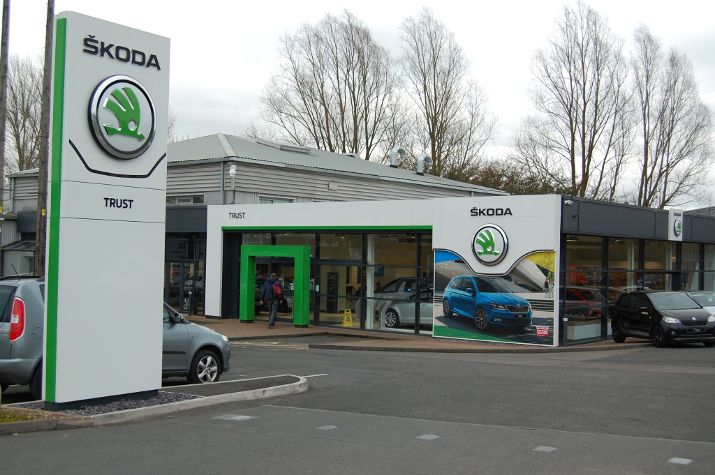 Used Car Dealers Redditch