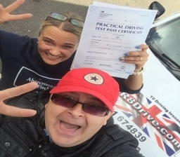 Gaz Reynolds at GR8Drive a driving school in Harrow that has been featured on Big Review TV,Radio Harrow and LBC Radio