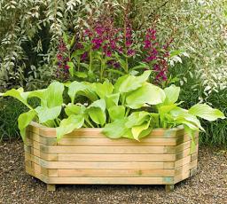 Richmond hexagonal planter