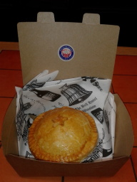 Pie in a box