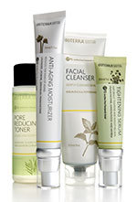 natural skincare beauty products moisturizer