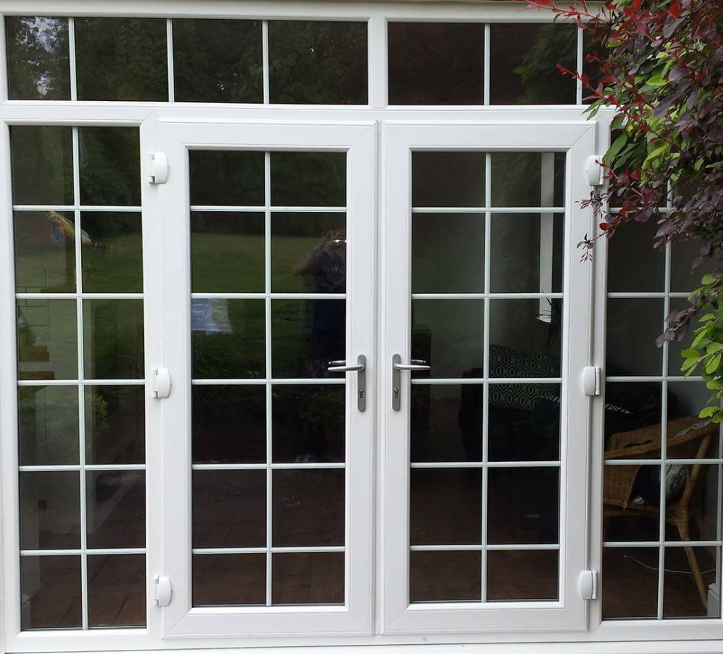 S a glazing services window door repair 59 59 little for Upvc french doors draught