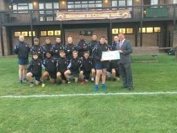 Helping Crawley Rugby Club