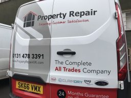 Property Repair.  CHAS Accredited.  Which? Trusted Trader.  CLAIMDRY
