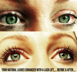Eye Enhancing Lash Lift