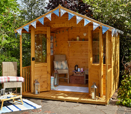 Hollington summerhouse