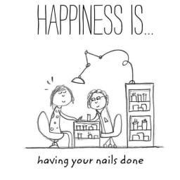 Nailzone Queen Street - Happiness Is...