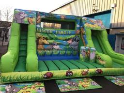 Junior Jungle Activity Park available to hire