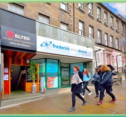 Frederick Street Dental Care Outside View