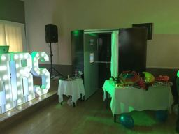 S.O.M. Photo Booth Hire & Wedding Letters For Hire
