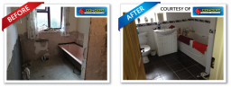 Water Damage, get it sorted professionally.