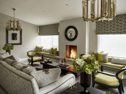 Stunning living room renovation by Tailored Living Interiors