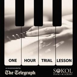 trial piano lesson london