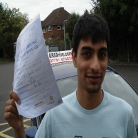 Driving Lessons In Stanmore HA8