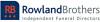 Rowland Brothers Funeral Directors & Memorial Masons