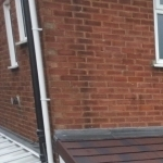Leading to Guardian roof onto existing conservatory in Felixstowe